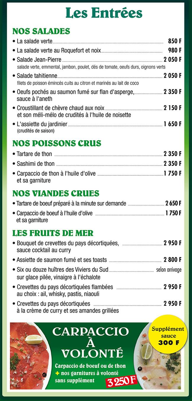Le Bilboquet Plage Restaurant Nouvelle Cal 233 Donie Resto Nc