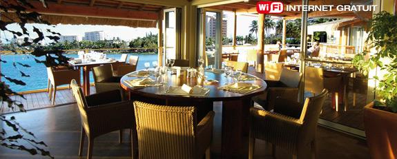 Le Roof Restaurant Nouvelle Cal 233 Donie Resto Nc