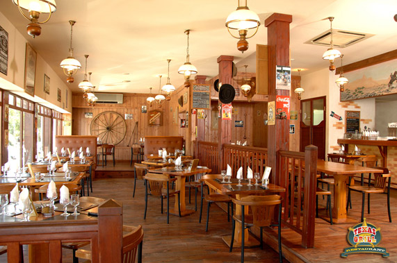 Restaurant Texas Grill à Nouméa, Nouvelle-Calédonie