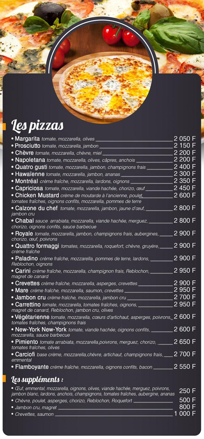 Photo du restaurant Pizza & Pasta à noumea, Nouvelle-Calédonie