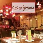 Photo du restaurant Cacao Sampaka à noumea, Nouvelle-Calédonie