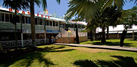 Restaurant Le Bilboquet Plage à Nouméa