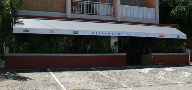 Restaurant La Table des Gourmets à Nouméa, Nouvelle-Calédonie