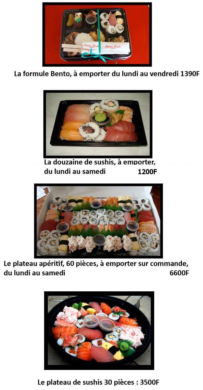 Photo du restaurant Japan Sushi à noumea, Nouvelle-Calédonie
