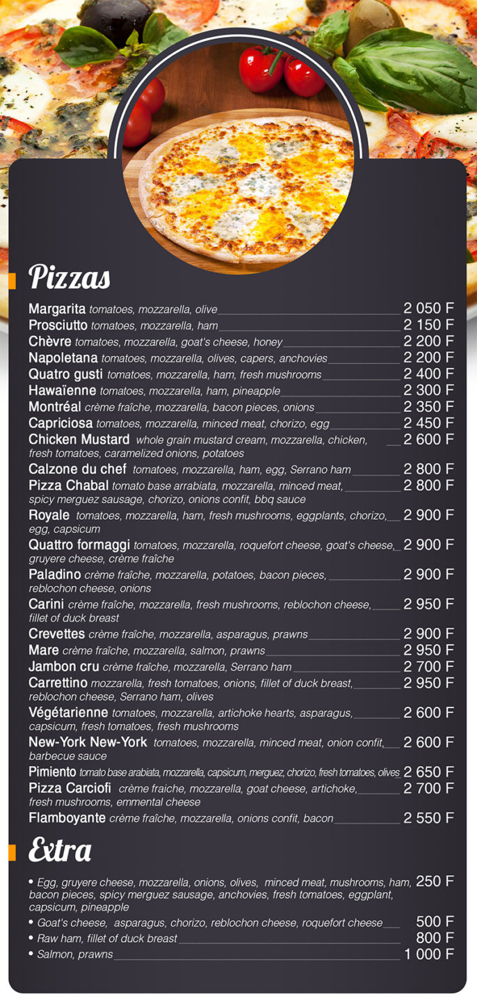 Photo du restaurant Pizza & Pasta à noumea, Nouvelle-Calédonie