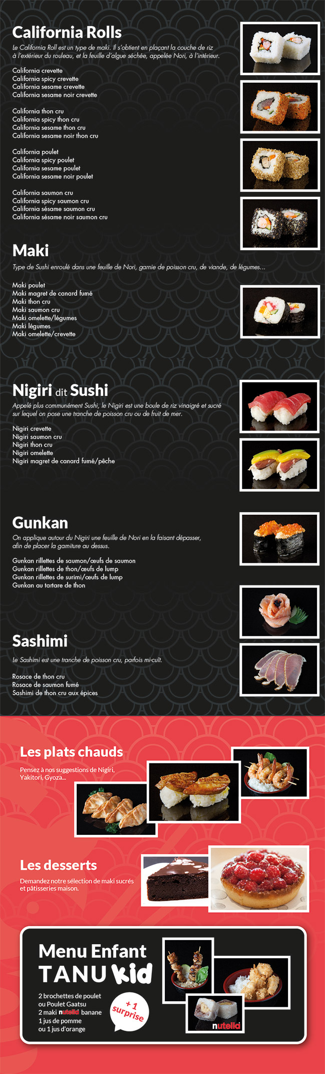 Photo du restaurant Tanuki Sushi Train à noumea, Nouvelle-Calédonie