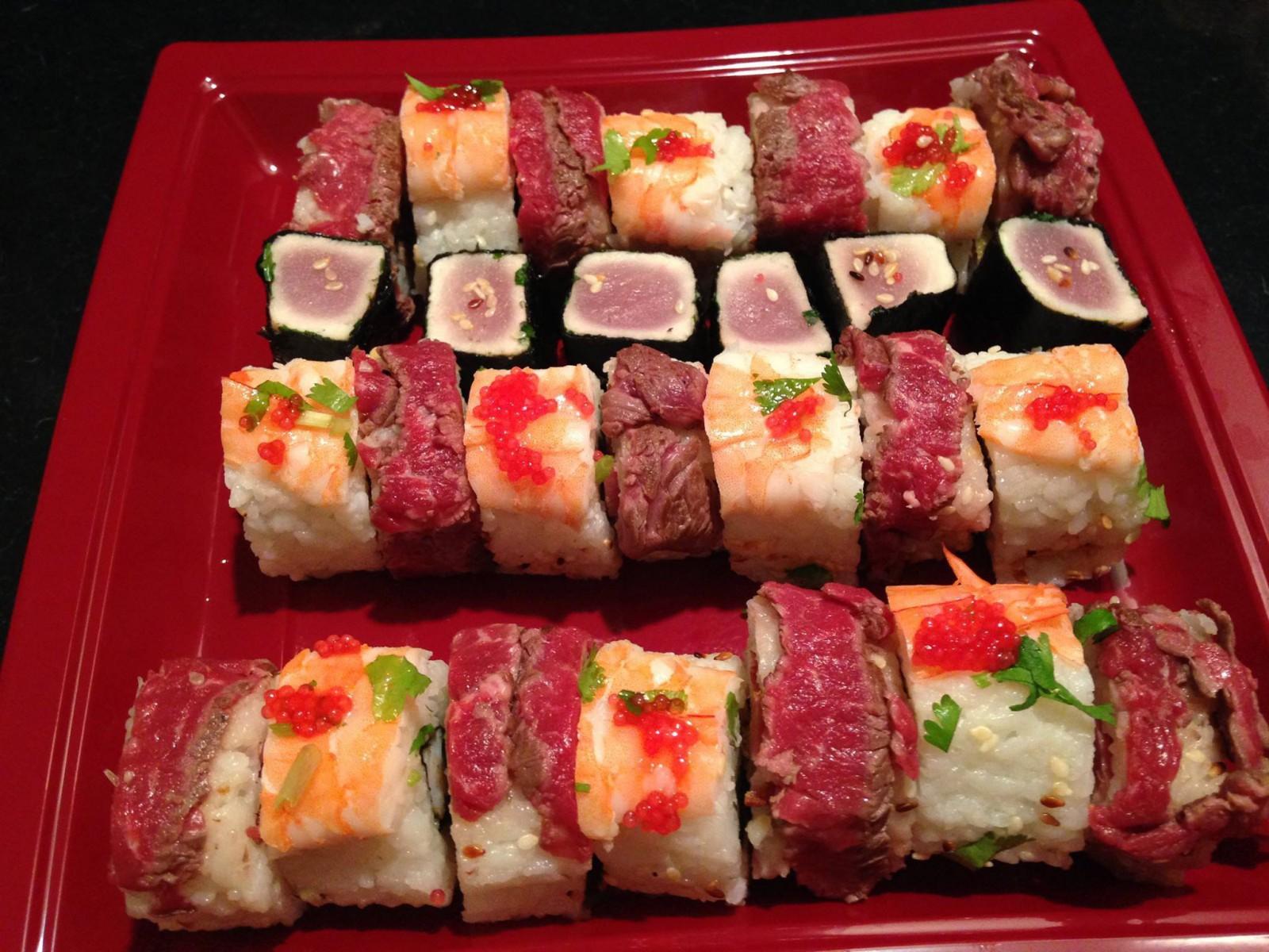 tari sushi