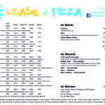 Photo du restaurant Case a Pizza Moselle à noumea, Nouvelle-Calédonie